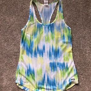 Size small express sheer workout top
